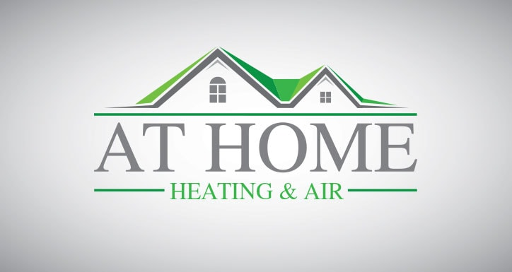 At Home Heating and Air logo