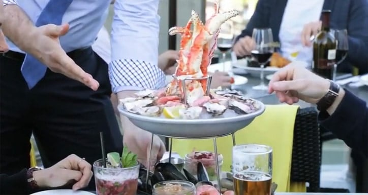 Steamship Grill & Bar - Professional Video Production